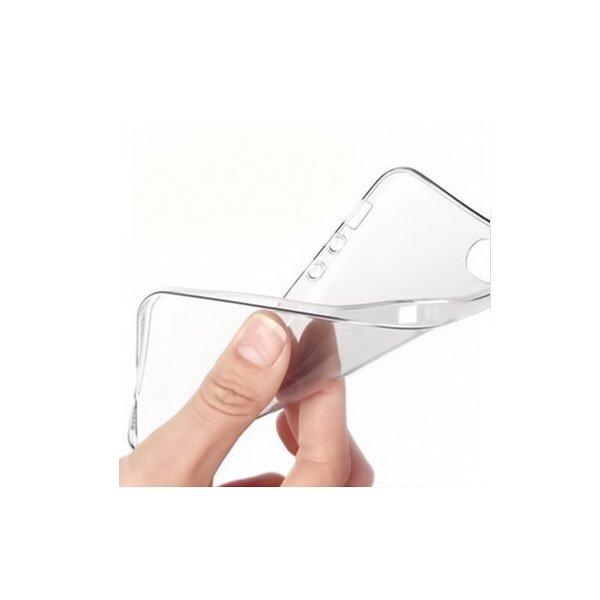 Чохол для Apple iPhone 4, iPhone 4S, безбарвний, прозорий, силікон