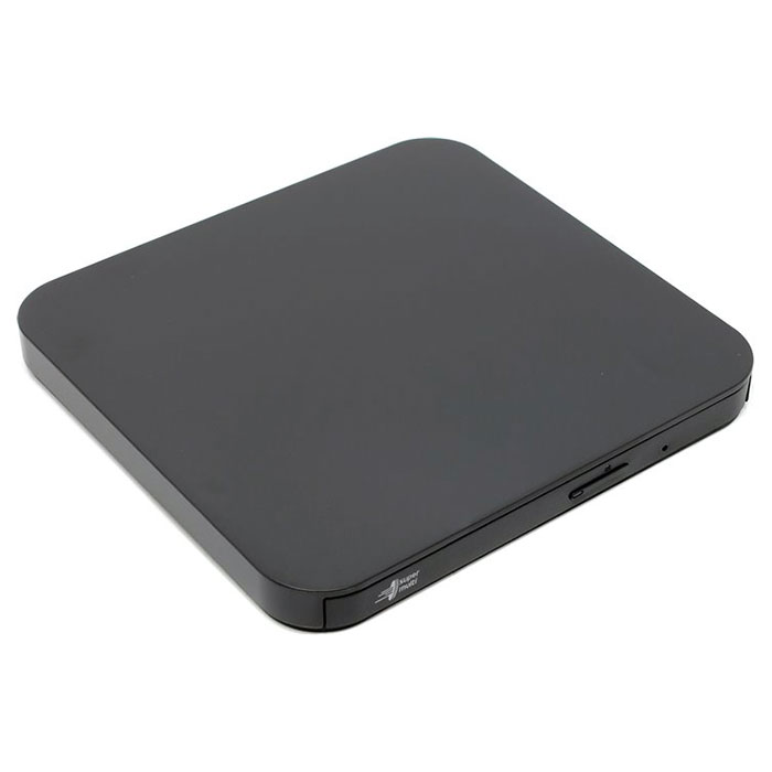 Внешний оптический привод H-L Data Storage GP95NB70, Black, DVD+/-RW, USB 2.0 (GP95NB70.AHLE10B)