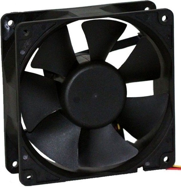 Вентилятор 80 mm ATcool 8025S DC sleeve fan 3pin - 80*80*25мм