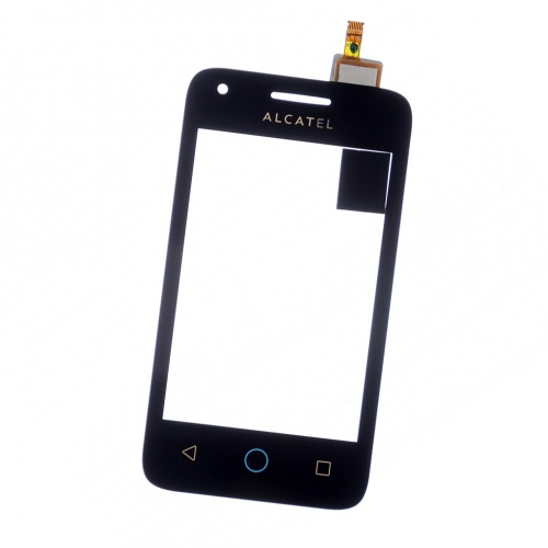 Сенсор (Touch screen) Alcatel 4009D One Touch Pixi 3 чёрный
